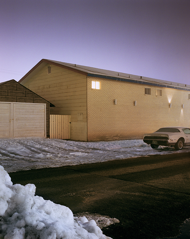 Todd Hido, #4124, 2005. From the series House Hunting. Courtesy Galerie Les filles du calvaire